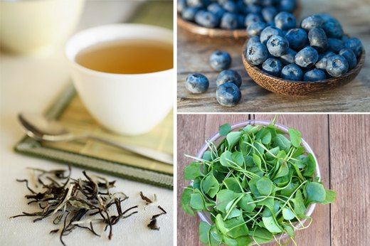 7 Best Wrinkle-Fighting Foods to Eat