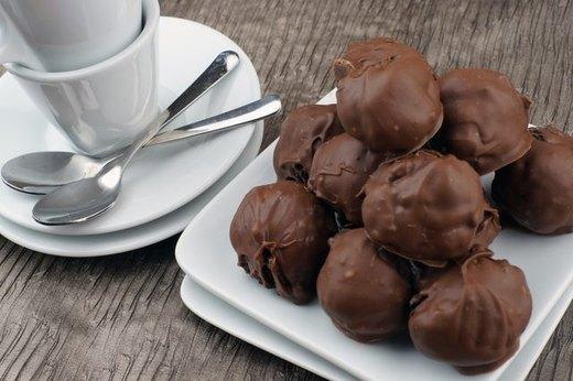 Chocolate Oreo Ball Cookies