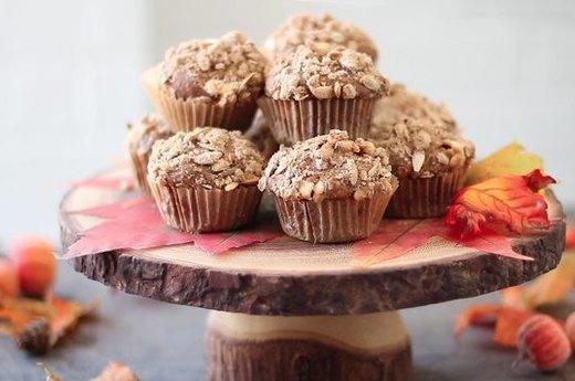 Pumpkin Spice Latte Muffins