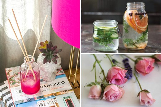 8 Inexpensive Ways to Make Your Home Smell Good Naturally
