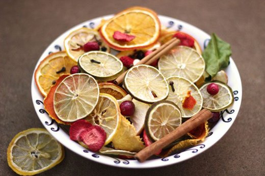 Dried Fruit Potpourri