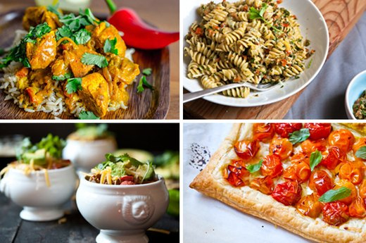 10 Hot Recipes for Spice Lovers