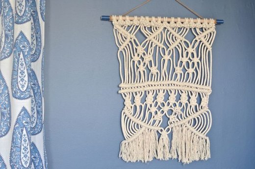 Macramé Your Way to Trendy and Calm