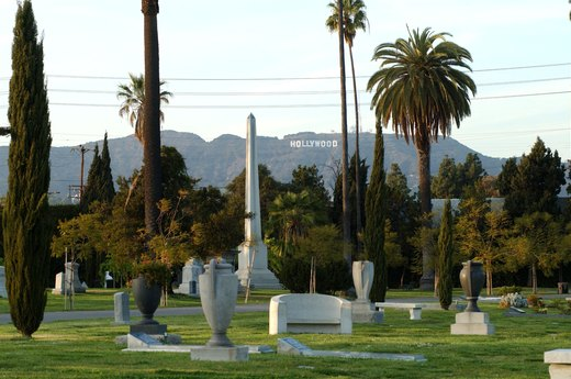 Hollywood Forever, Los Angeles, California