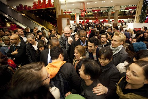 Don't Get Swept Up in Black Friday Mania