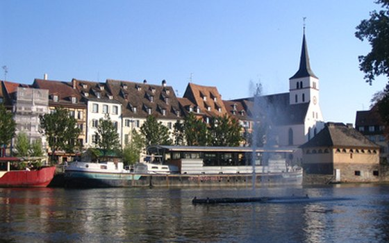 Visit both Germany and France on your Rhine River cruise.