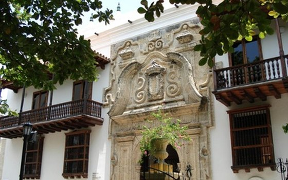 Colonial Cartagena attracts architecture and history lovers.