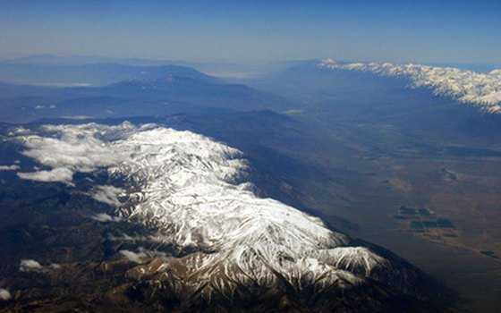 Taken as a whole, the 400-mile Sierra Nevada is one of the snowiest places in the Lower 48.
