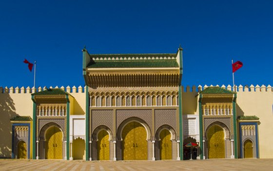 Travel & Leisure recommends the architecture, shopping and cuisine of Fez, Morocco.