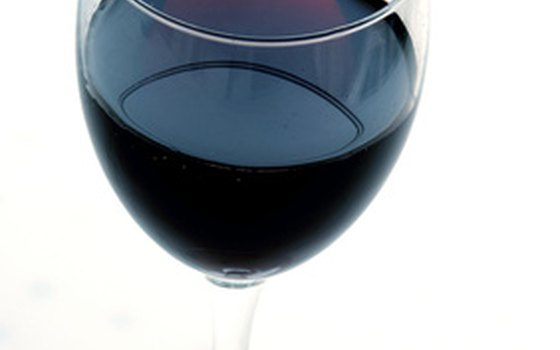 Burgundy is famous for its velvety red wines.
