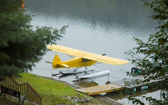 Kenmore Air is the largest seaplane company in the United States.