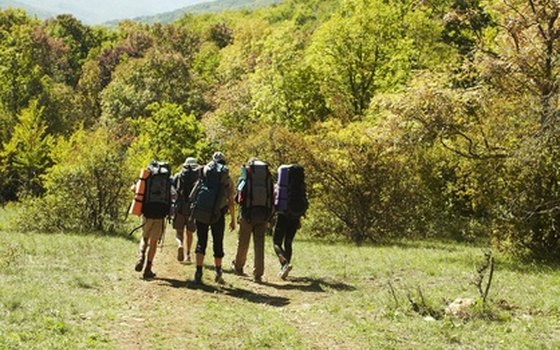 Roanoke boasts access to many popular hiking trails, including the famous Appalachian Trail.