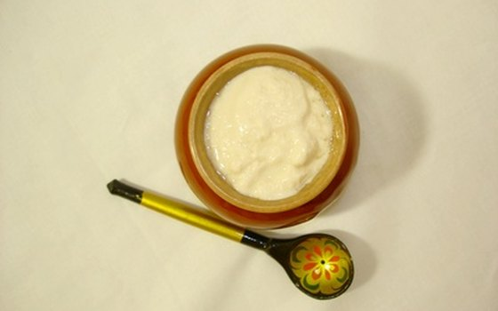 Nomadic dairy products include sour yogurt.