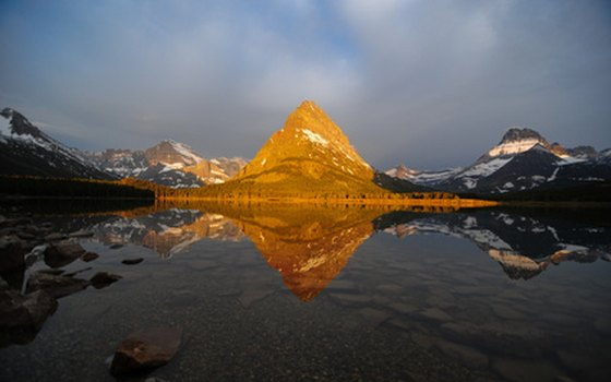 Much of Montana's Glacier National Park is true wilderness.