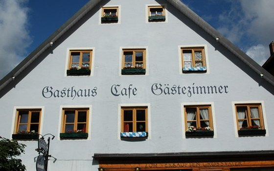 Germany's Gasthauses can be an intimate alternative to more impersonal hotels.