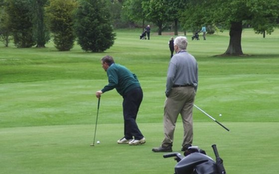 Callicoon holds two annual golf tournaments.