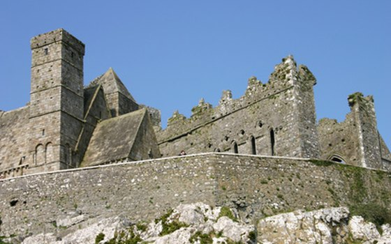 The Rock of Cashel is a group of Medieval buildings dating from the 12th century which is open year round.
