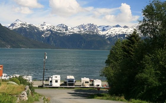 Enjoy the numerous RV parks peppered throughout the country.