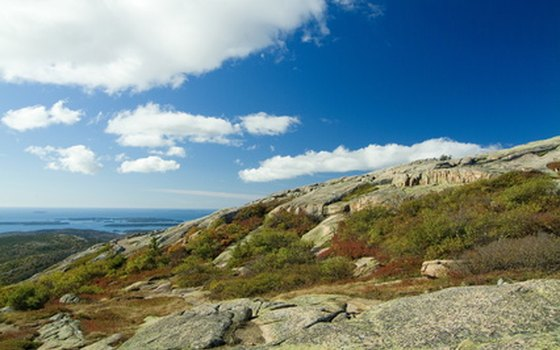 Don't miss the beauty of Acadia National Park.