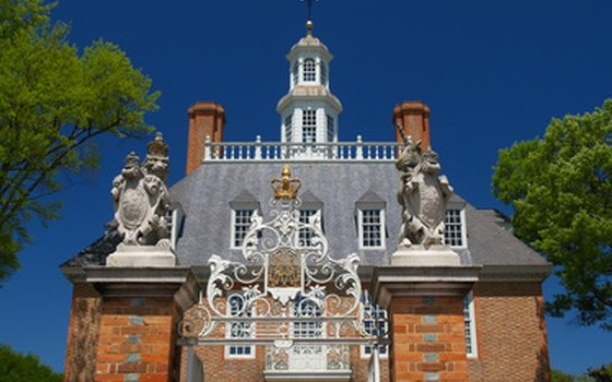 Visit the Governor's Palace and the Capitol to see how bureaucrats lived and worked in colonial times.