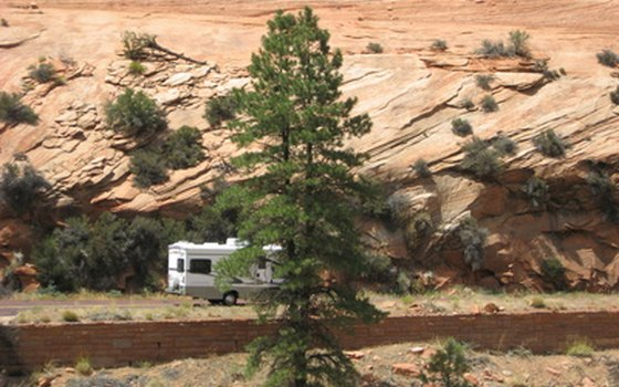 Boondocking is RV camping without hookups.