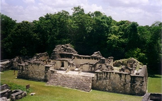 Guatemala was at the center of the Maya Empire.