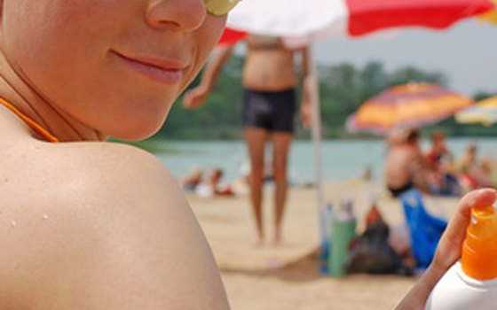 A reliable sunscreen with SPF is essential in Nosara.
