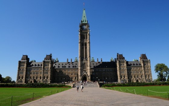 Ottawa is the nation's capital.