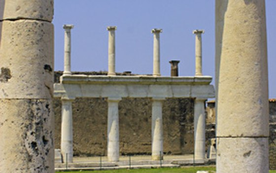 No visit to Naples can be complete without seeing Pompeii.