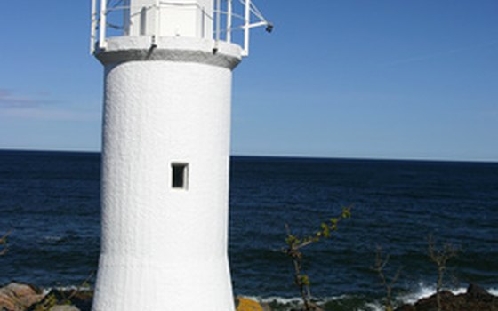 Sweden has numerous lighthouses along its coast.