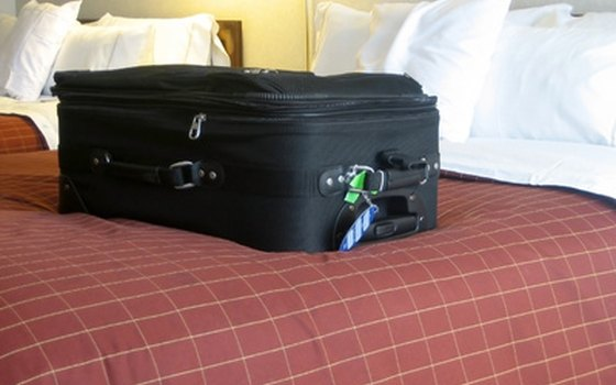 Choose luggage that is easy to handle