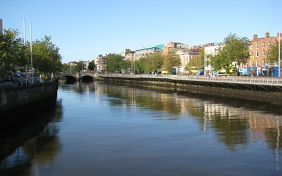 Enjoy the sights of Dublin, Ireland's capital.