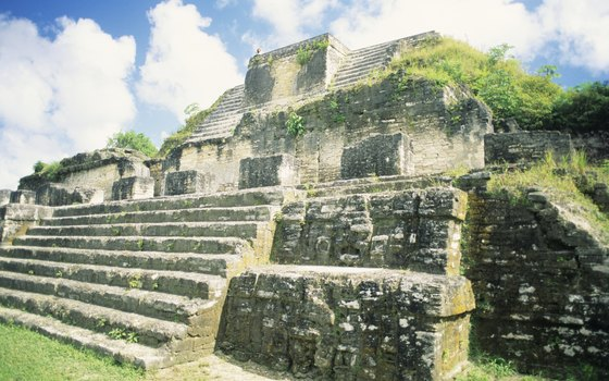 Altun Ha is only an hour's journey from Belize City.