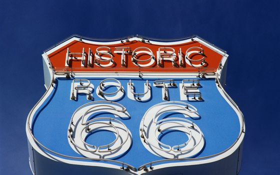 Historic Route 66 is the perfect bucket list item for any road trip.