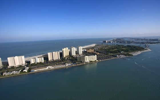 Clearwater Beach boasts gently lapping Gulf waters and silky soft sand.