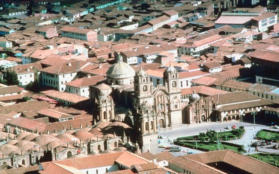 Cusco is a World Heritage site filled with Inca and Spanish colonial history.
