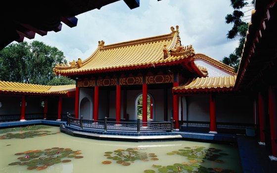 Singapore's attractions reflect the influence of Chinese, Indian, Malay and British cultures.