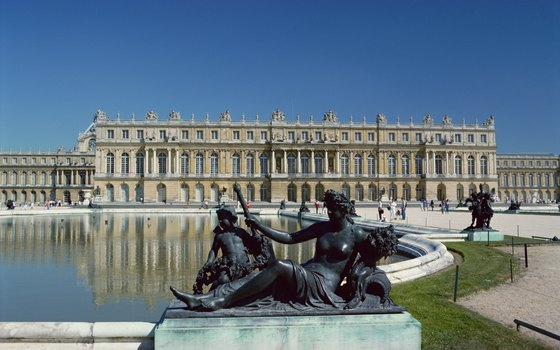 See some of the world's most famous art treasures at the Louvre.