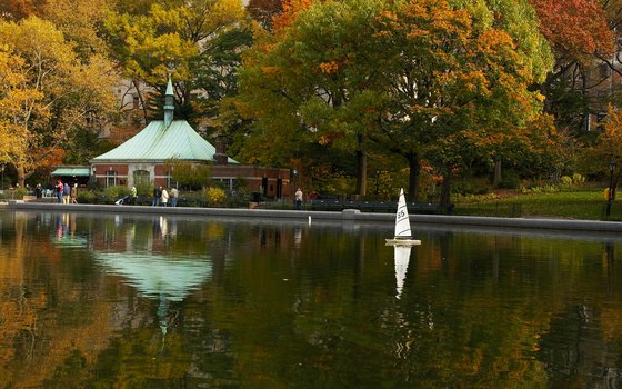 Central Park hosts several outdoor events in September.