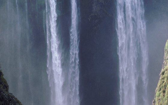 Victoria Falls was named after Queen Victoria of Britain.