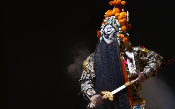 In 2004, Spoleto Festival USA produced an 18-hour Chinese opera. Live music...at its loudest and longest.