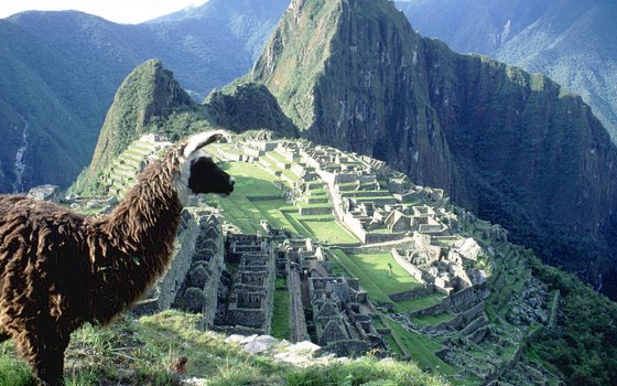 Cuzco is a gateway to the lost city of Machu Picchu.