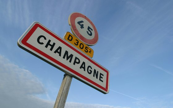Champagne is one of the easiest wine regions to visit.