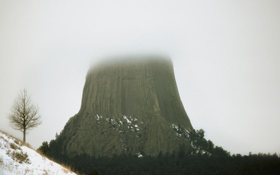 Devils Tower View restaurant is open year round.