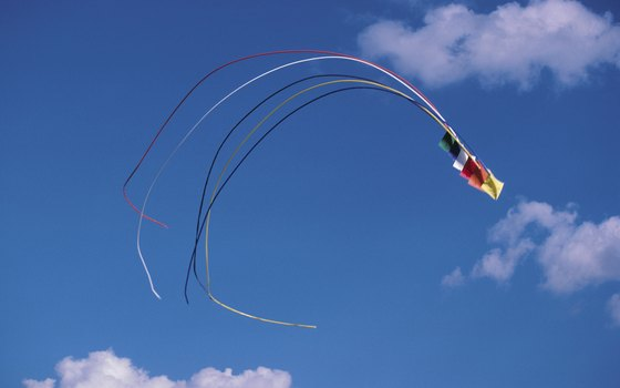 Ainsdale is a favorite beach for kite fliers.