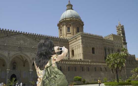Enjoy Palermo's sights and sounds during your Sicily walking tour.