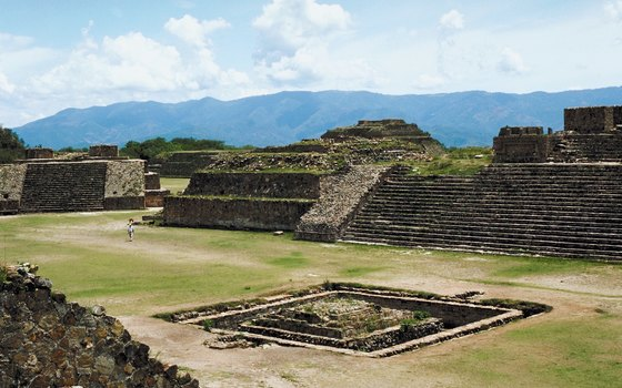 Monte Alban is known as the city of the
