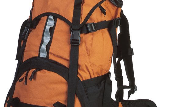 Practice walking with your backpack fully loaded before leaving home.