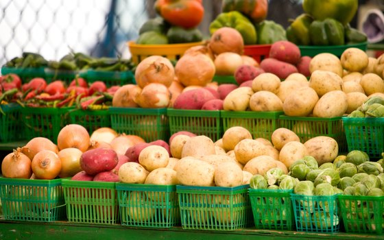 Visit roadside stands and farmer's markets, or tour farms directly.