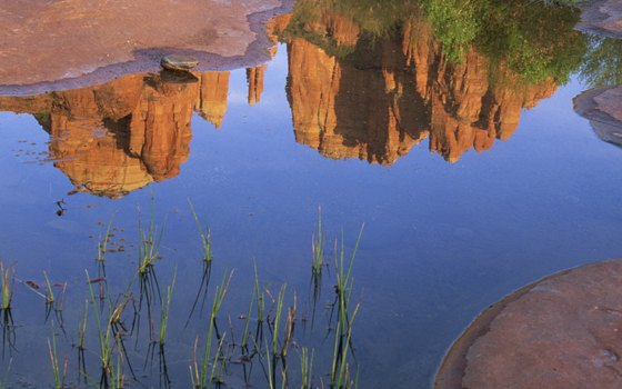 Sedona provides a romantic desert escape in spiritual surroundings.